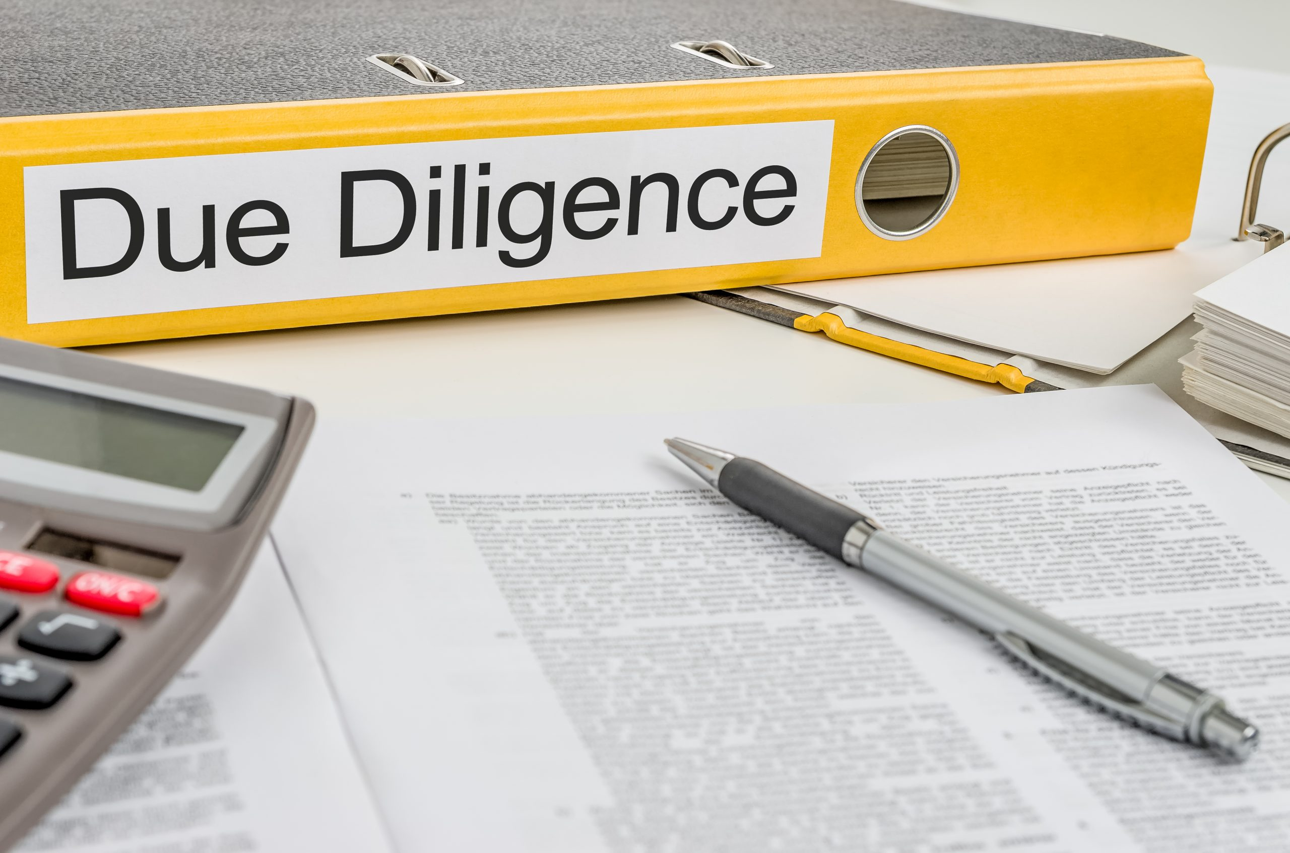 Due Diligence - Hire A Business Broker