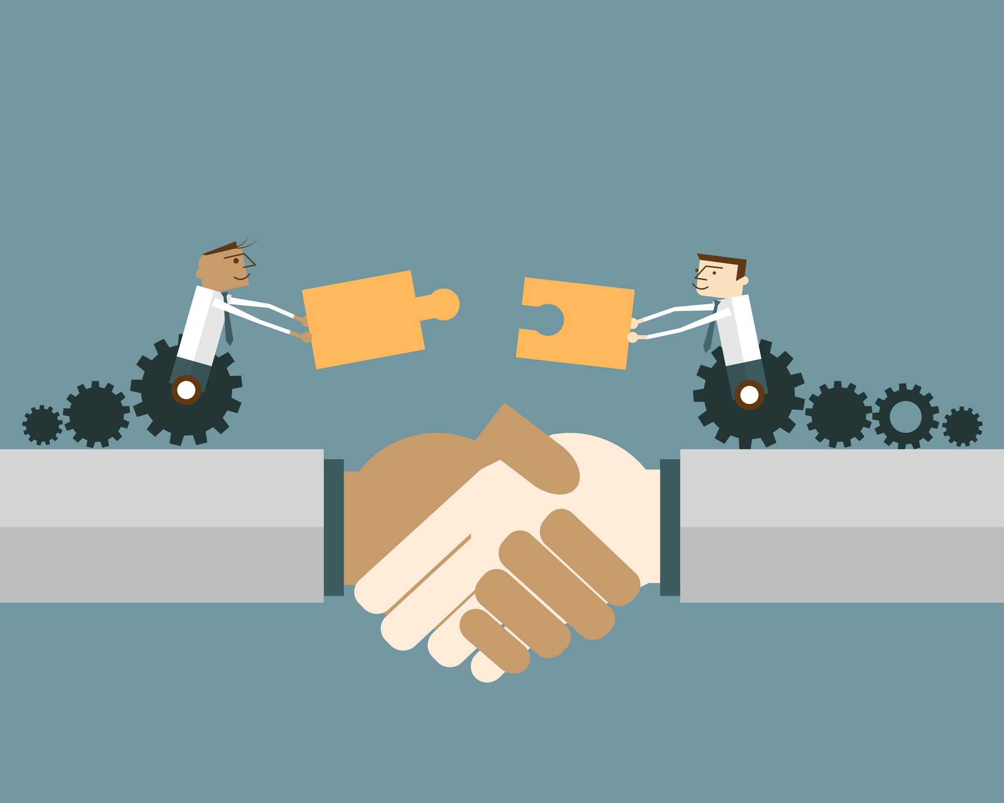 What are the different types of acquisition purchase agreements.