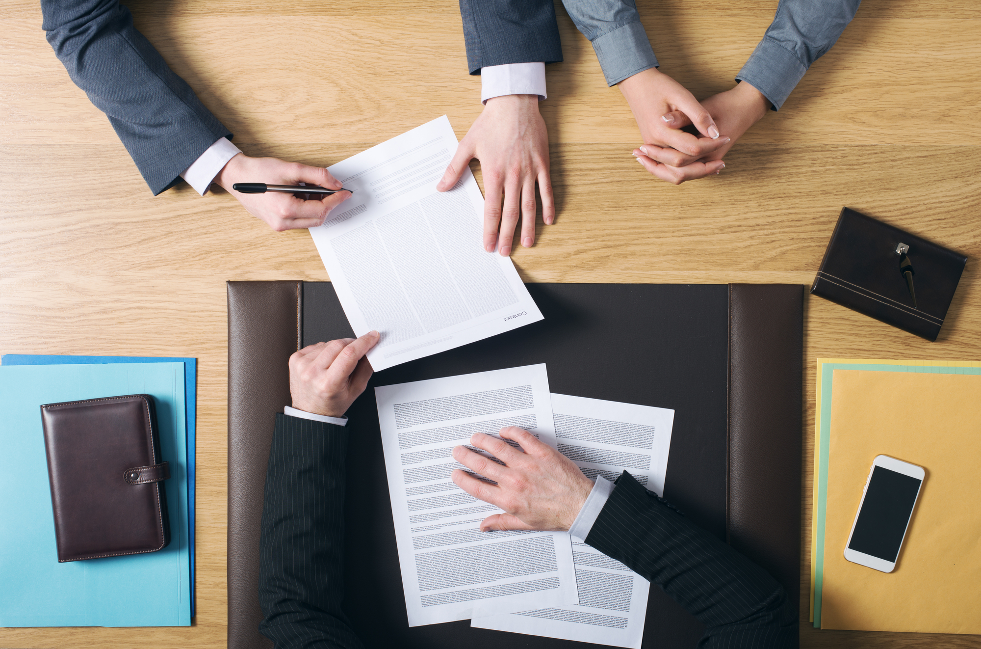How To Select An Attorney For Selling Your Business