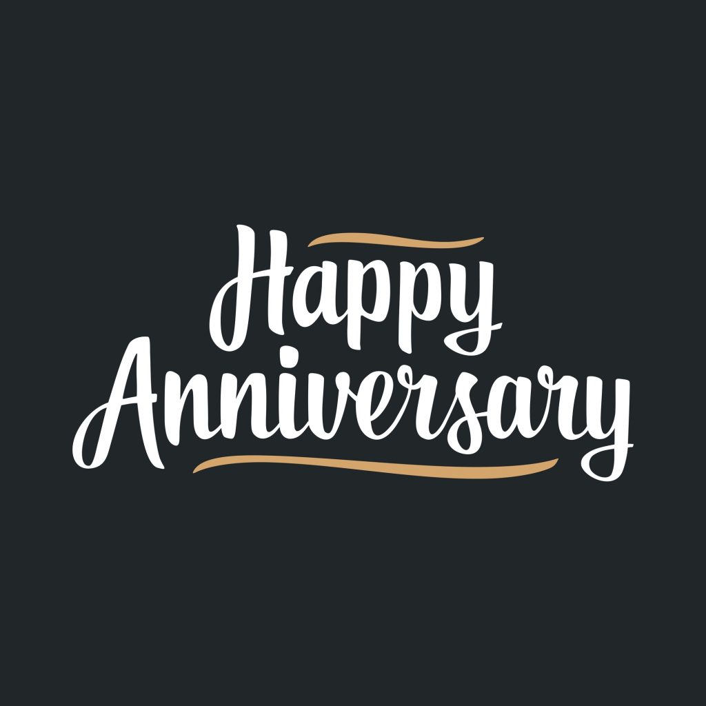 This Week We Are Celebrating GillAgency's Anniversary